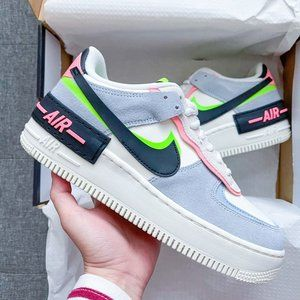 🍧 Nike Air Force 1 shadow pastel cotton candy